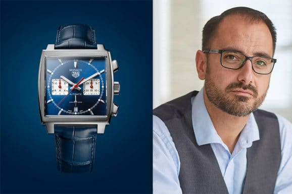 Chronos-Redakteur Alexander Krupp empfiehlt die TAG Heuer Monaco Calibre Heuer 02
