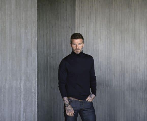 Tudor-Markenbotschafter David Beckham