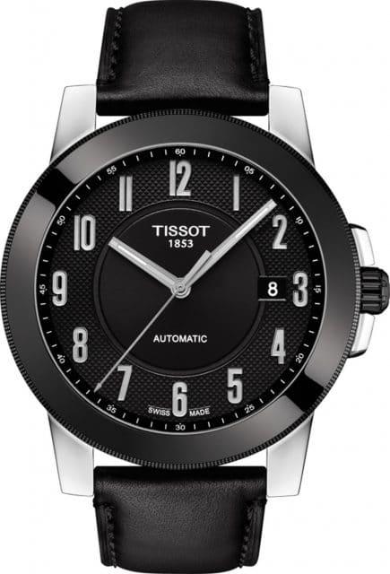 Tissot: Gentleman Swissmatic