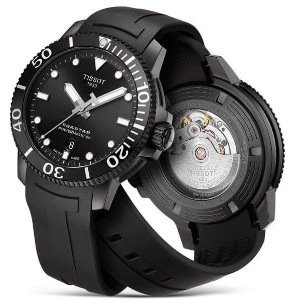 Tissot: Seastar 1000 Automatic
