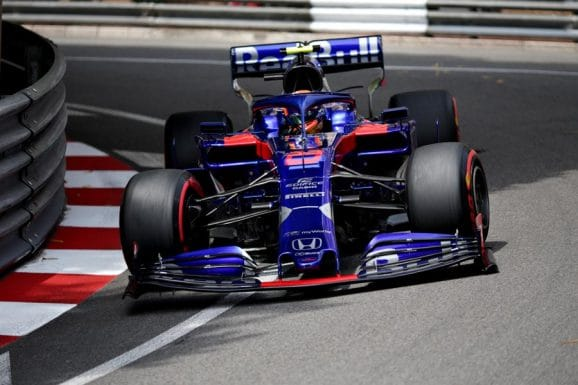 Toro Rosso in Monaco (Bild: Getty Images/Red Bull Content Pool)