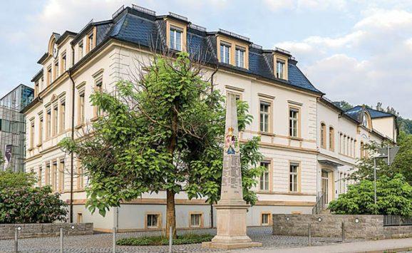 A. Lange & Söhne Stammhaus