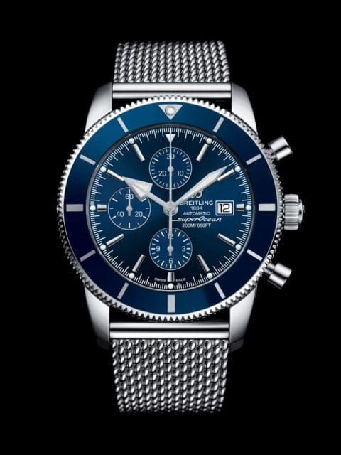 Breitling: Superocean Héritage II Chronograph 46