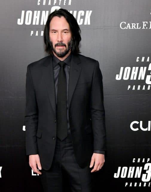 Carl F. Bucherer: Markenbotschafter Keanu Reeves bei John Wick Chapter 3