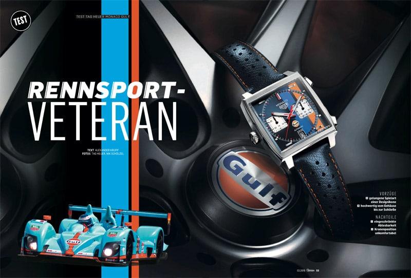 Produkt: Download: TAG Heuer Monaco Gulf im Test