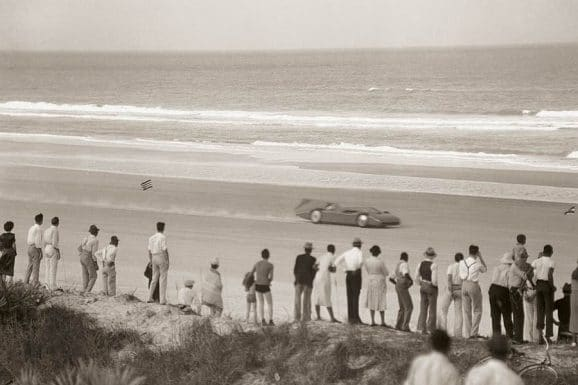 Florida Daytona Beach: Hauptstadt der Geschwindigkeit