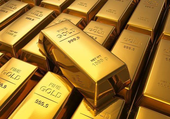 Goldgehäuse werden aus Feingold und weiteren Bestandteilen legiert