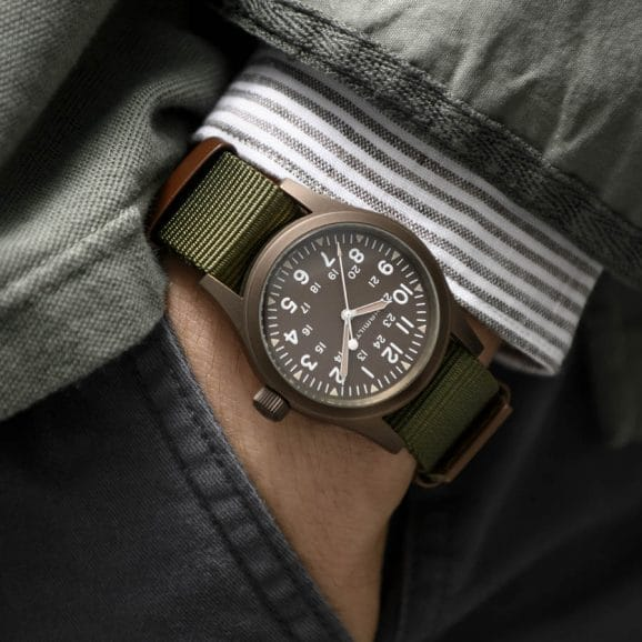 Hamilton: Khaki Field Mechanical