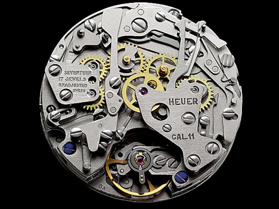 "Das Kaliber11 ""Chronomatic"" von 1969"