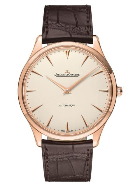 Jaeger-LeCoultre: Master Ultra-Thin 41