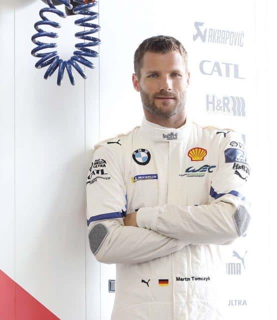 Seit 2012 gehört Martin Tomczyk, DTM-Champion von 2011, dem BWM-Team an. Eine Panerai Luminor Marina gönnte er sich zu seinem ersten DTM-Erfolg im Jahr 2006.