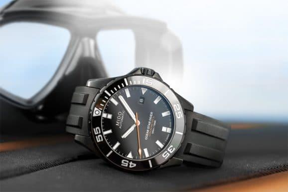 Mido: Ocean Star Diver 600