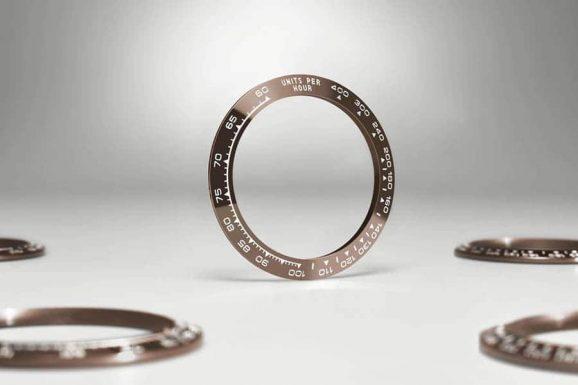 Rolex: Cerachrom Monoblock Tachymeterlünette