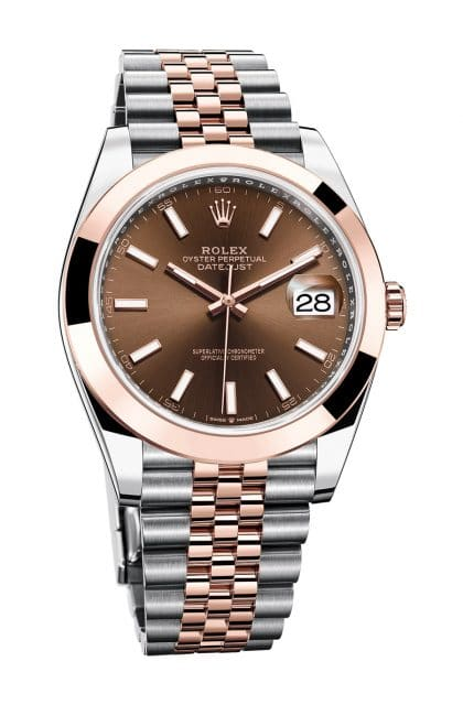 Rolex Oyster Perpetual Datejust 41, Referenz 126301