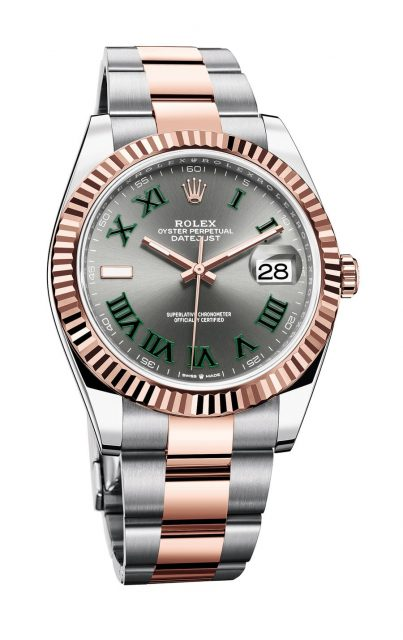 Rolex Oyster Perpetual Datejust 41, Referenz 126331
