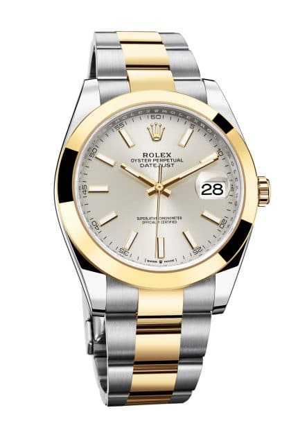 Rolex Oyster Perpetual Datejust 41, Referenz 126303