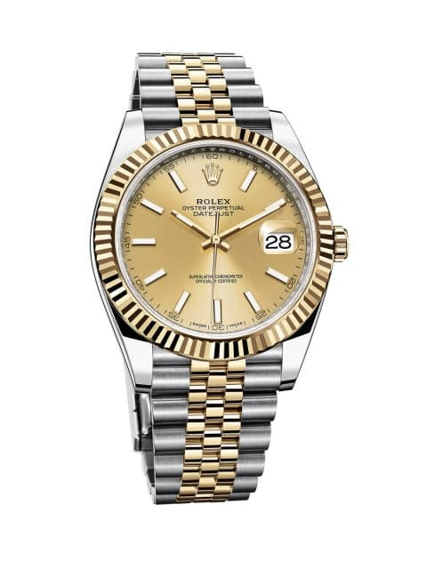 Rolex Oyster Perpetual Datejust 41, Referenz 126333