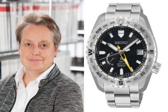 Sportuhrentipp von Martina Richter, stellvertretende Chefredakteurin des UHREN-MAGAZINS: Seiko Prospex LX, Referenz SNR025J1