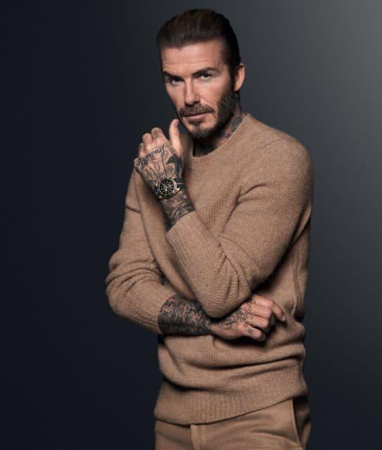 Tudor-Markenbotschafter: David Beckham