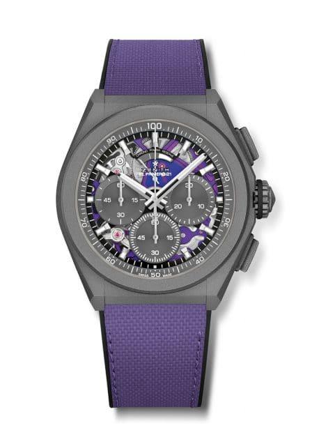 Zenith: Defy 21 Ultraviolet