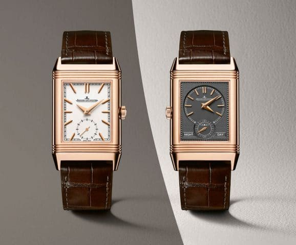 Jaeger LeCoultre: Reverso Tribute Duo Face