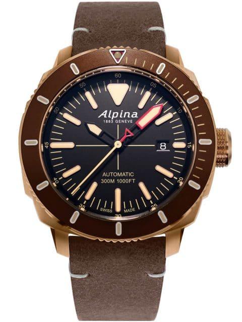 Alpina: Seastrong Diver 300 Automatik Taucheruhren Special 2019