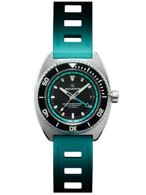 Aquadive: Bathysphere 100 GMT Taucheruhren Special 2019