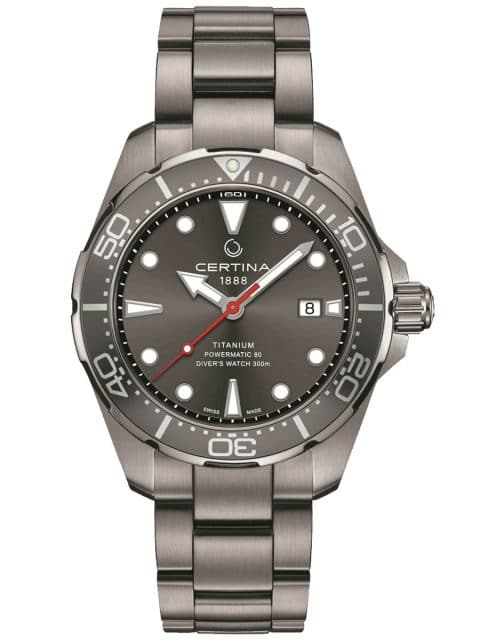 Certina: DS Action Gent Diver Taucheruhren Special 2019