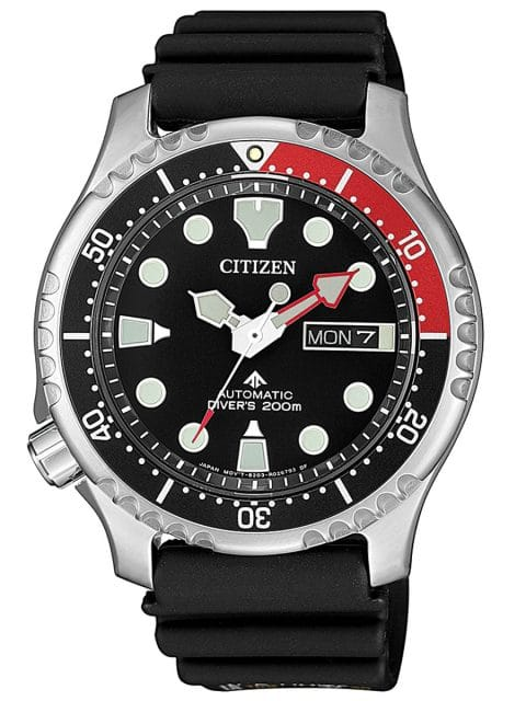 Citizen: Promaster Divers Automatik Taucheruhren Special 2019