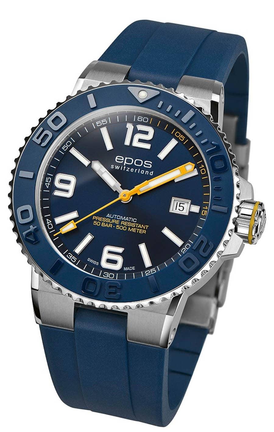 Epos: 3441 Diver