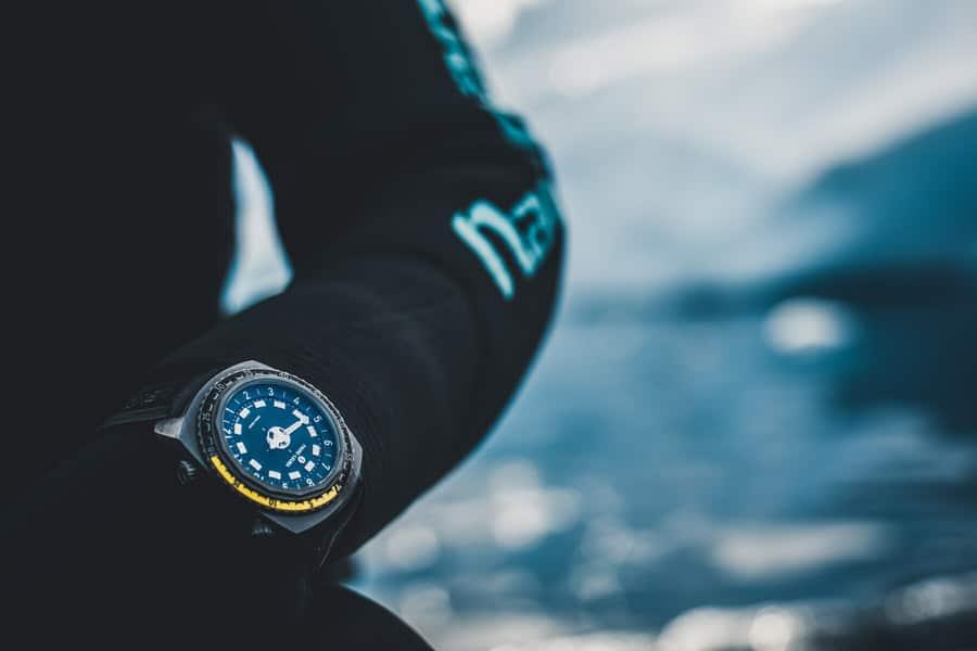 Favre Leuba: Antarctica Taucheruhren Special 2019