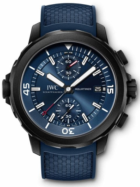 IWC: Aquatimer Taucheruhren Special 2019
