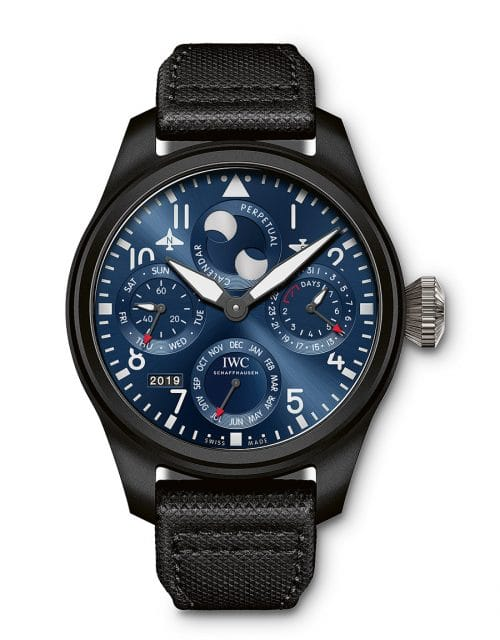 "IWC Big Pilot's Watch Perpetual Calendar Edition ""Rodeo Drive"""