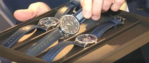 Jean Marcel Tantum-Kollektion bei der Hamburger Uhrennacht
