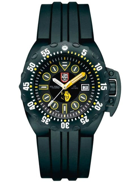 Luminox: Deep Dive Automatic Scott Cassel Special Edition