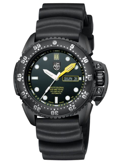 Luminox: Scott Cassel Deep Dive Automatic Taucheruhren Special 2019
