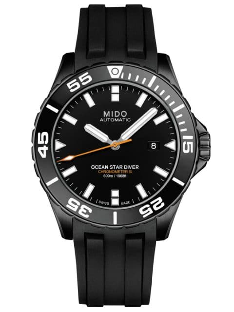 Mido: Ocean Star Diver 600 Taucheruhren Special 2019