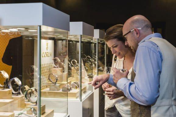 Watchtime Düsseldorf: Neue Uhrenmodelle kennenlernen