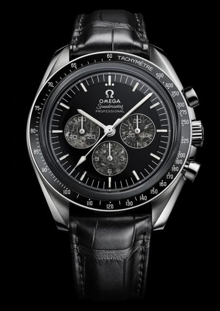 Omega: Speedmaster Moonwatch 321 Platinum