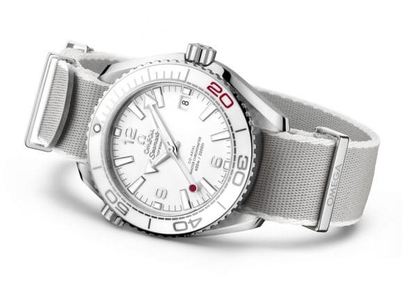 Omega: Seamaster Planet Ocean Tokyo 2020 Limited Edition