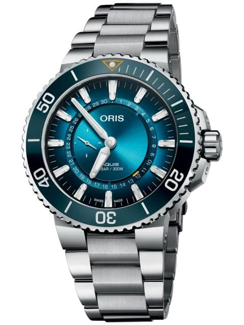 Oris: Great Barrier Reef LE III Taucheruhren Special 2019