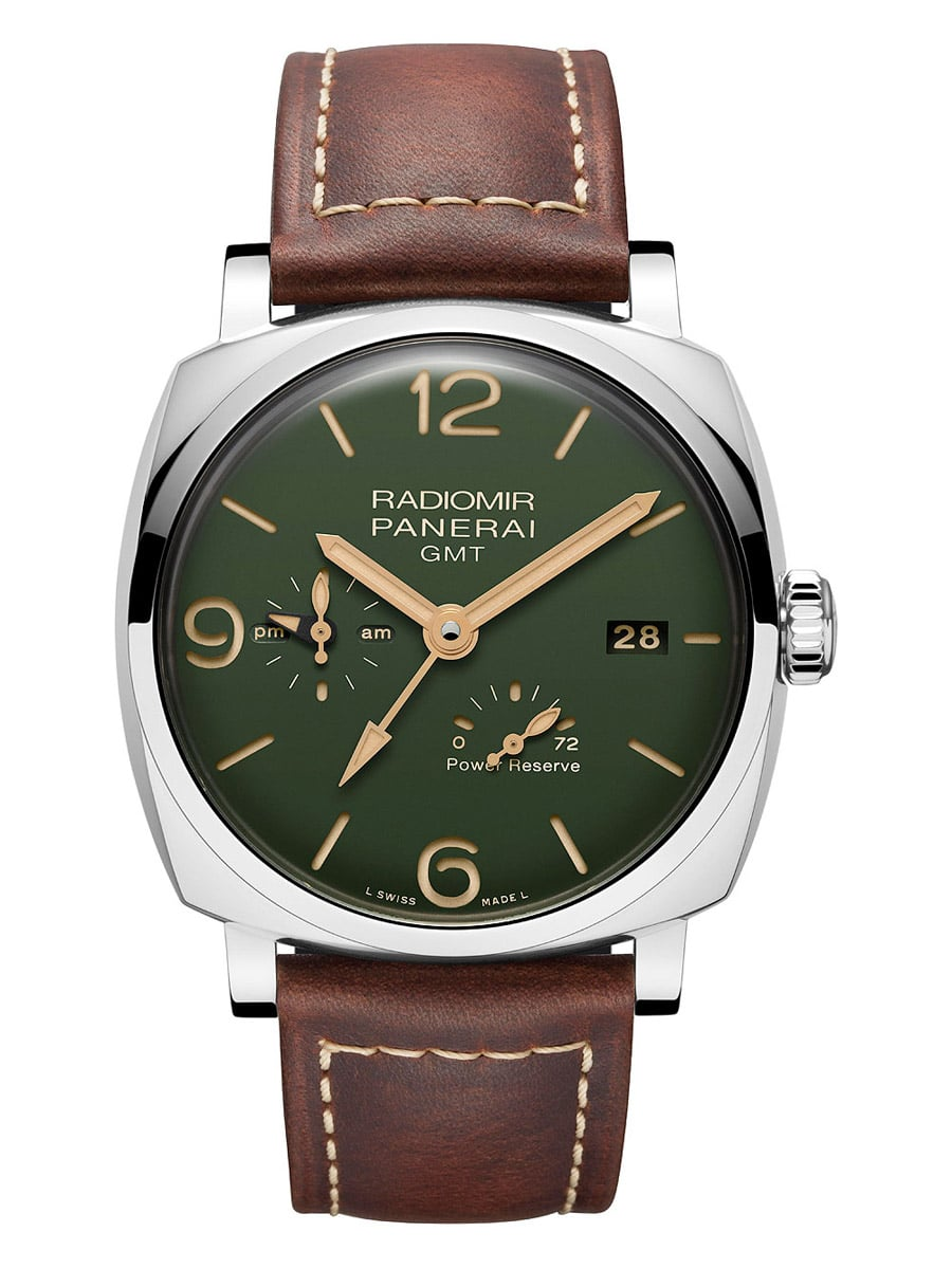 Panerai Radiomir GMT Power Reserve – 45 mm PAM00999