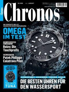 Titel der Chronos 04.2019