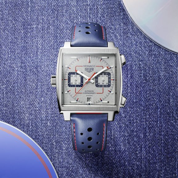 TAG Heuer: Monaco 1989-1999 Limited Edition