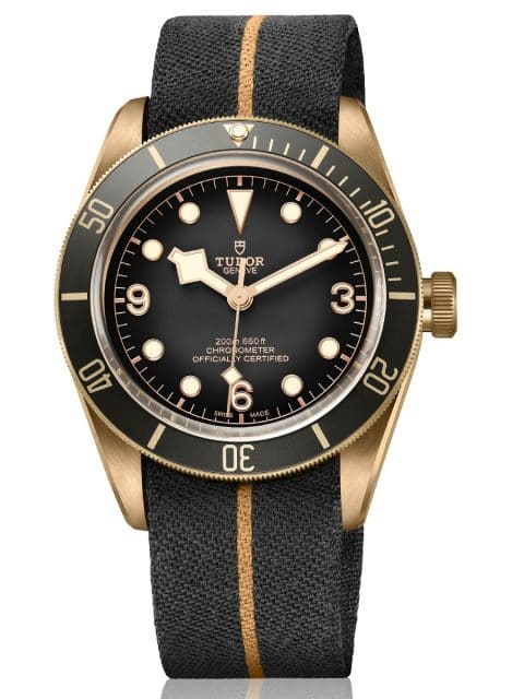 Tudor: Black Bay Bronze Taucheruhren Special 2019