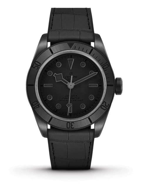 Tudor: Black Bay Ceramic One Only Watch 2019 | Gehäuse: Keramik | Größe: 41 mm | Kaliber: MT5602, Automatik | Schätzwert: 4.000 bis 5.000 Euro | Erlös: 350.000 Schweizer Franken
