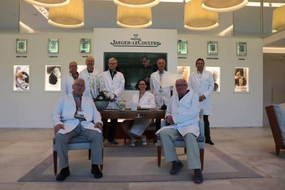 UHREN-MAGAZIN-Leserreise Schweiz 2019: die Leser zu Besuch bei Jaeger-LeCoultre