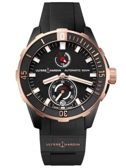 Ulysse Nardin: Diver Chronometer Taucheruhren Special 2019