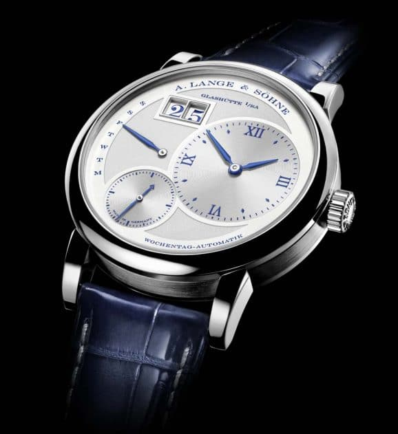 A. Lange & Söhne: Lange1 Daymatic 25th