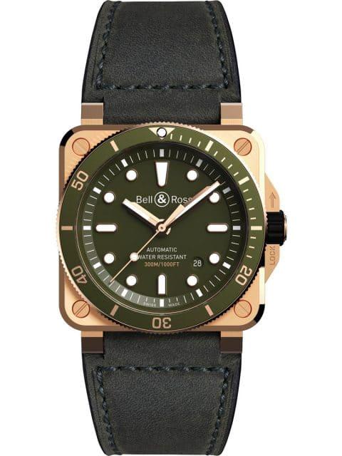 Bell & Ross: BR 03-92 Diver Green Bronze
